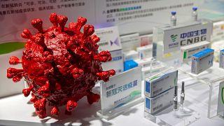 واکسن چینی بیماری کووید ۱۹