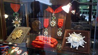 مجموعة متنوعة من وسام الشرف