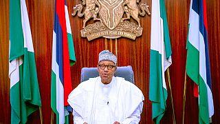 Il presidente nigeriano, Muhammadu Buhari