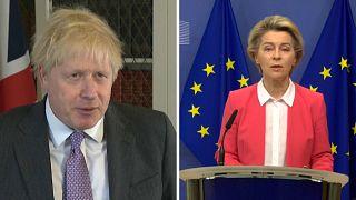 EU und Großbritannien verhandeln weiter über einen Brexit-Deal, aber ein Ergebnis ist nicht in Sicht