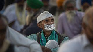 Индийские фермеры объявили голодовку.