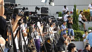 مراسلون بلا حدود: نحو 400 صحافي معتقل في 2020