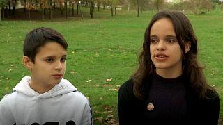 Sofia ve Andre Santos Oliveira