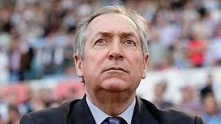 المدرب الفرنسي جيرارد أوييه