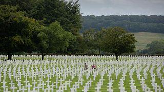 مقبرة هنري شابيل، تقع على بعد ٣٠ كلم من مدينة لييج/بلجيكا