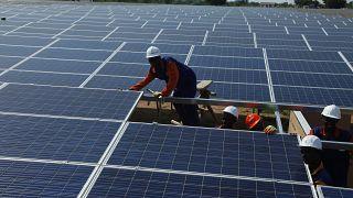 Des Congolais découvrent les bienfaits du solaire