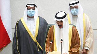 نواف احمد جابر صباح، امیر کویت