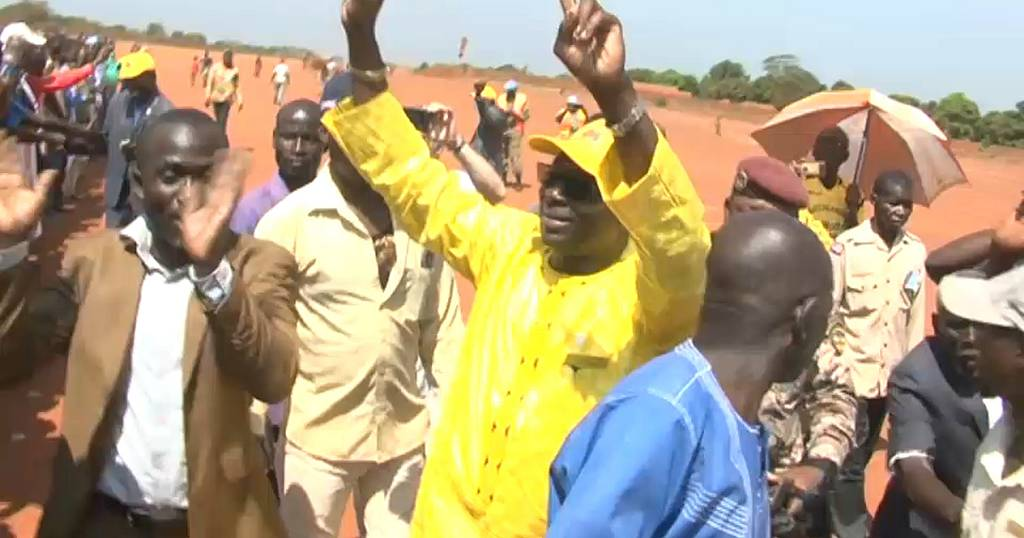 Campaigning begins in Central African Republic's tense vote