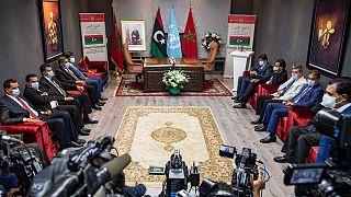 الحوار الليبي في المغرب