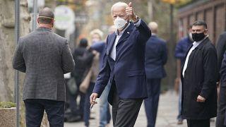 Les Grands Electeurs votent à leur tour pour Joe Biden
