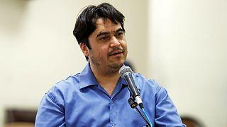 İran'dan idam edilen muhalif gazeteci Ruhullah Zem