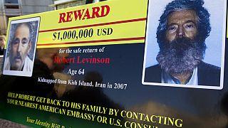Washinton, Levinson'u bulan veya ABD'ye iade edilmesi için bilgi sağlayana 1 milyon dolarlık ödül teklif etmişti.