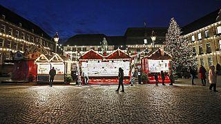 Χριστουγεννιάτικη αγορά στο Ντίσελντορφ
