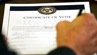 رأیگیری کالج الکترال آمریکا
