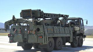Sistema de defesa antiaéreo S-400