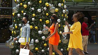 Covid-19 : nouvelles restrictions en Afrique du Sud avant les fêtes