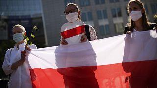 Βραβείο Ζαχάροφ στην αντιπολίτευση της Λευκορωσίας
