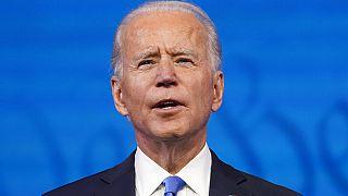 ABD başkanlığı resmi olarak onaylanan Biden'dan ilk açıklama: Yeni bir sayfa açma zamanı geldi