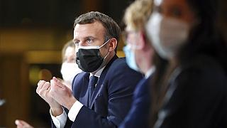 Emmanuel Macron said he would like to amend the French constitution to involve climate change