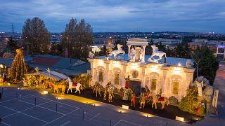 Θεσσαλονίκη η μεγαλύτερη φάτνη στην Ευρώπη