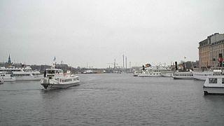 Stockholm en décembre