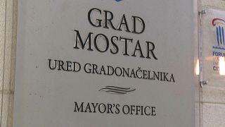 Офис градоначальника Мостара
