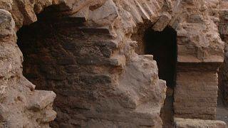 Раскопки в Аммане