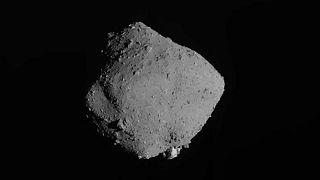 Ryugu asteroidi