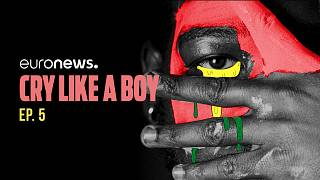 The story of the Senegalese men-women. Cry Like a Boy.