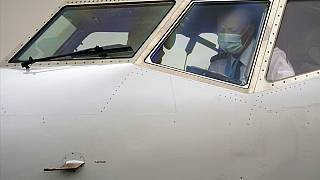 A világjárvány miatt szinte leállt a polgári légi közlekedés