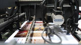 آلة لطباعة الأحرف الهيروغيليفية في القاهرة تعود إلى الحياة