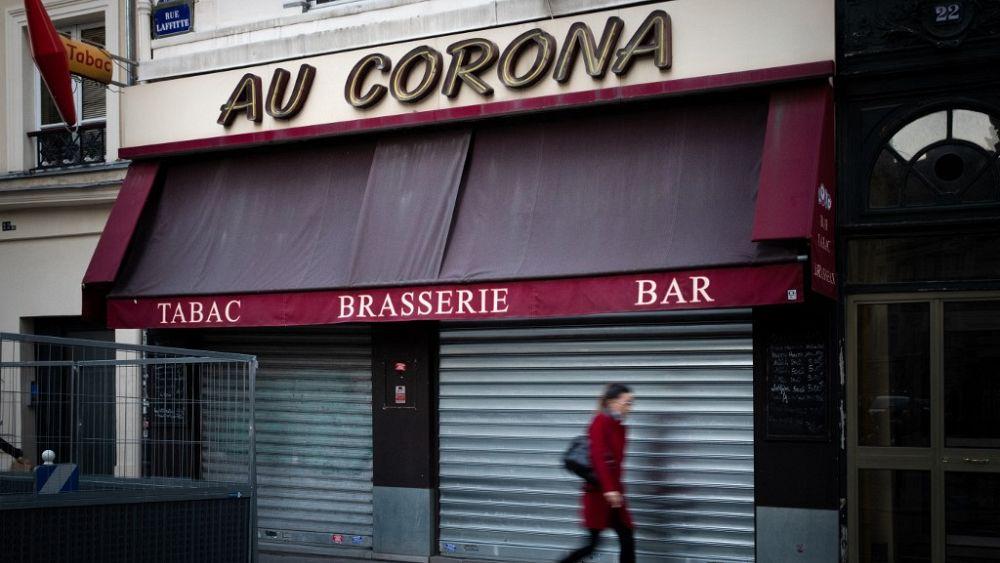 Wo haben sich die Leute in Frankreich mit Covid-19 infiziert?
