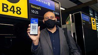 l'applicazione CommonPass è già stata adottata da cinque delle maggiori compagnie aeree