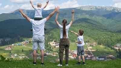 We've put together a selection of the different family holidays in locations across Europe.