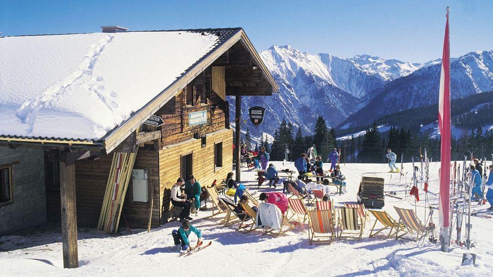 Ini adalah 7 resor ski terbaik untuk non-pemain ski di Eropa