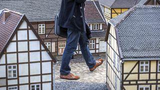 Miniaturstadt Bützow.