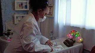 مستشفى لعلاج الدمى - البرازيل