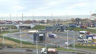 Zebrugges harbour prepares for n-deal Brexit