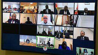 Concelho de ministros da OSCP à distância