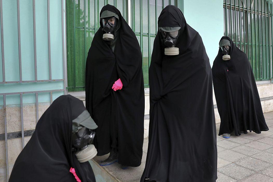 آسوشیتدپرس عکسهای برتر ۲۰۲۰ به روایت آسوشیتدپرس