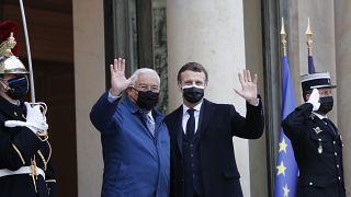 António Costa e Emmanuel Macron
