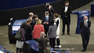 Eurodeputados aprovaram orçamento da União Europeia