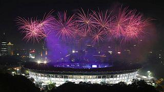 مراسم اختتامیه بازیهای آسیایی سال ۲۰۱۸ در جاکارتا، اندونزی