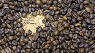 Coffee, Colombia's largest export