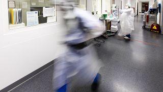 Laut Aussage eines Arztes musste in der Klinik von Zittau schon mehrfach triagiert werden.