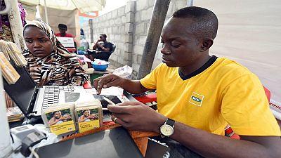 Le Nigeria pourrait suspendre des millions de cartes SIM