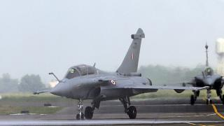 French-made Rafale fighter jet