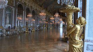 Версальский дворец без туристов