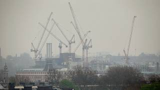 The coroner said areas of London still had illegal levels of air pollution