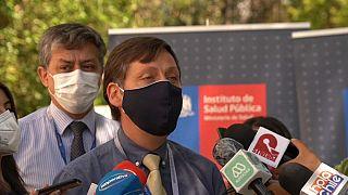 Heriberto García, director del Instituto de Salud Pública de Chile